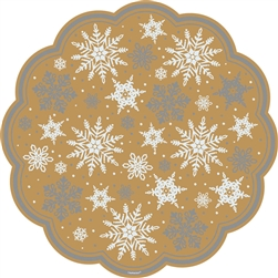 Kraft Doilies | Party Supplies