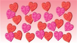 Craft Hearts - Prismatic Foam | Valentines supplies
