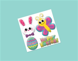 Easter Puffy Stickers | Party Supplies