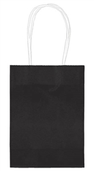 "Black 5"" Kraft Bag 