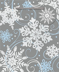 Whimsical Snowflake Small Bags | Party Supplies
