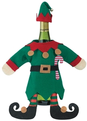Elf Wine Bottle Cover | Party Supplies