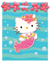 Hello Kitty Mermaid Universal Specialty Bags | Party Supplies