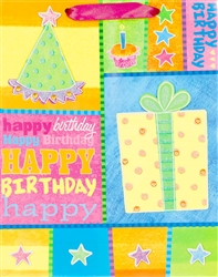 Birthday Party Universal Specialty Bags | Party Supplies