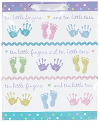 Ten Little Ones Universal Specialty Bags | Party Supplies
