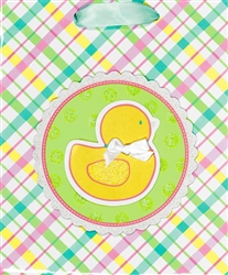 Baby Duckie Medium Specialty Bags | Party Supplies