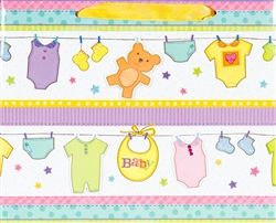 Baby Onesies Vogue Specialty Bags | Party Supplies