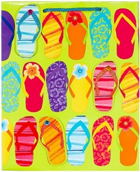 Fun Flip Flops Universal Specialty Bags | Party Supplies