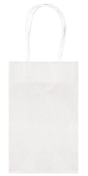 White Paper Cub Bag Value Pack | party suppllies
