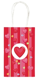 Valentine's Day Paper Cub Bag Value Pack | Valentines supplies