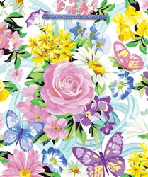 Signs of Spring Medium Glossy Bags | Party Supplies