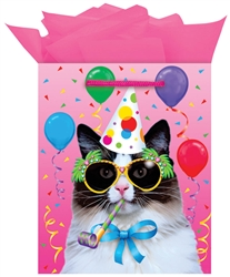Cat's Meow Universal Glossy Bags | Party Supplies