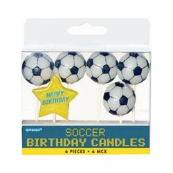 Soccer Fan Birthday Picks | Party Supplies