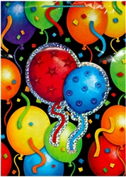 Prismatic Balloons Giant Specialty Bags | Party Supplies