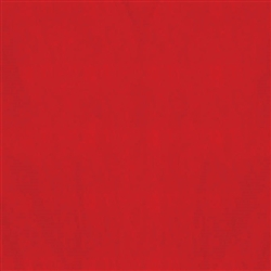 Red Solid Tissue - 20/piece | Party Supplies