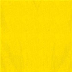 Yellow Solid Tissue - 20/piece | Party Supplies