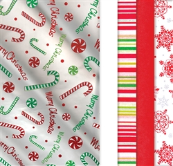 Christmas Printed/Mylar Tissue | Party Supplies