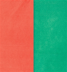 Red & Green Tissue | Party Supplies