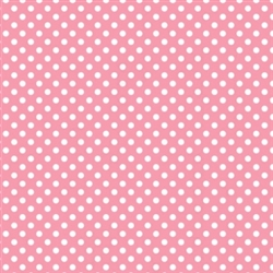 Pink Dot Printed Tissue - 8/piece | Party Supplies