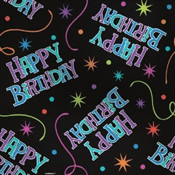 Party Continues Gift Wrap | Party Supplies