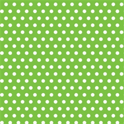 Kiwi Polka Dot Gift Wrap | Party Supplies