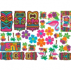Fun In The Sun Yard Sign | Luau Party Supplies