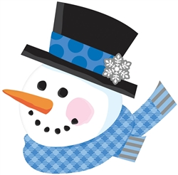 Snowman Cutout | Party Supplies