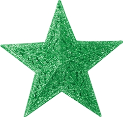 Green Star | Party Supplies