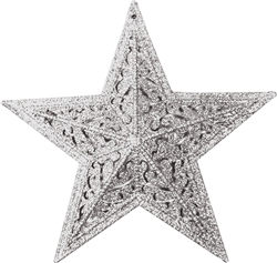 Silver Star | Party Supplies