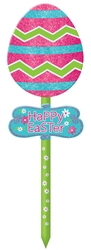 Easter Egg Lawn Sign | Easter Supplies