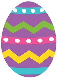 Egg Cutout | Party Supplies