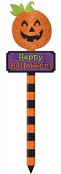 Jack-O-Lantern Yard Stick | Halloween Party Supplies