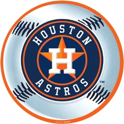 Houston Astros Cutouts | Party Supplies