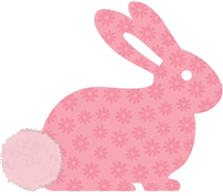 Bunny Cutout | Party Supplies