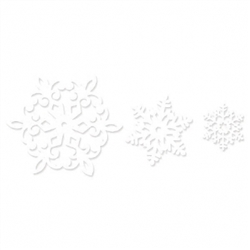 Christmas Mega Value Pack Paper Cutout Assortments | Party Supplies
