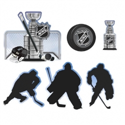 NHL Cutout Value Pack Assortment | Party Supplies