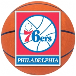 Philadelphia 76ers Bulk Cutouts | Party Supplies