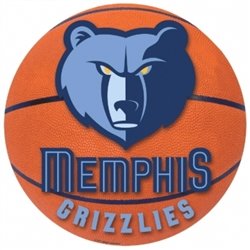 Memphis Grizzlies Bulk Cutouts | Party Supplies