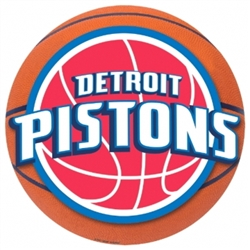 Detroit Pistons Bulk Cutouts | Party Supplies