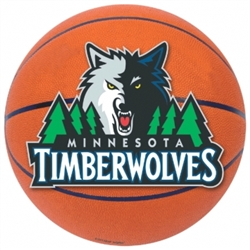 Minnesota Timberwolves Bulk Cutouts | Party Supplies