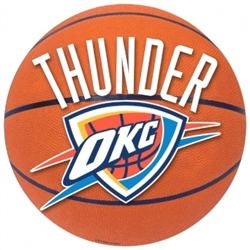 Oklahoma City Thunder Bulk Cutouts | Party Supplies