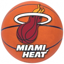 Miami Heat Bulk Cutouts | Party Supplies