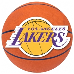 LA Lakers Bulk Cutouts | Party Supplies