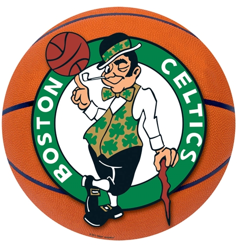 Boston Celtics Bulk Cutouts Sports Party Supplies Basketball