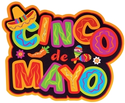 Cinco de Mayo Cutout | Party Supplies