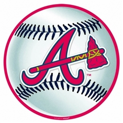 Atlanta Braves Cutouts | Party Supplies