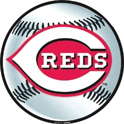 Cincinnati Reds Cutouts | Party Supplies