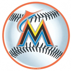 Miami Marlins Cutouts | Party Supplies