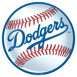 Los Angeles Dodgers Cutouts | Party Supplies