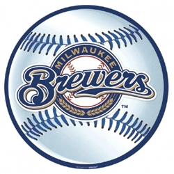 Milwaukee Brewers Cutouts | Party Supplies